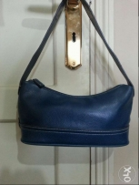 Tommy Hilfiger blue purse/ genuine from US