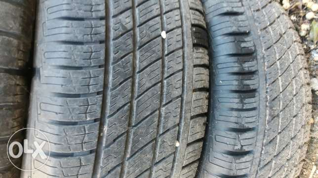 Tyre for sale be noss 3omrone wmoch madroubin aw mfatewline