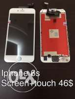 Screen + touch replacement for Iphone 6s - التوصيل مجاني ضمن بيروت