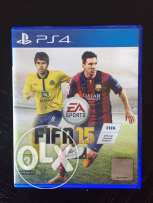 ps4 game fifa 15