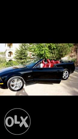 for sale or trade ford mustang GT convertible very clean