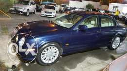 Jaguar S type full options 2000 all services done very clean