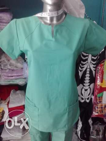 medical uniform Cherokee style