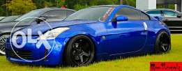 Wanted Nissan Z350 model 2003