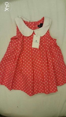 Gap baby girl dress 0-3 months