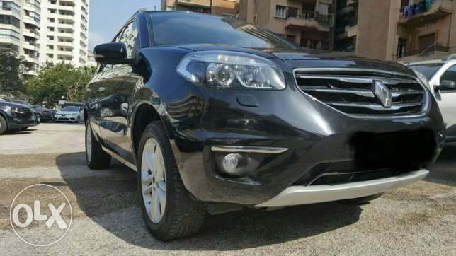 KOLEOS 4WD, Model 2013, Like NEW