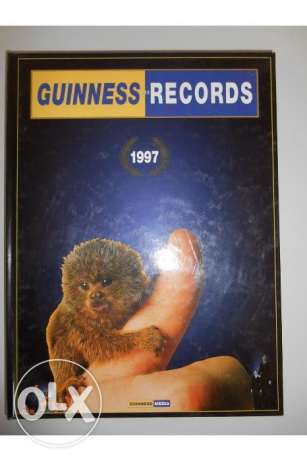 guiness des records 1997