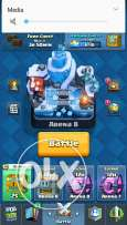 Clash of clans and clash royal and boom beach