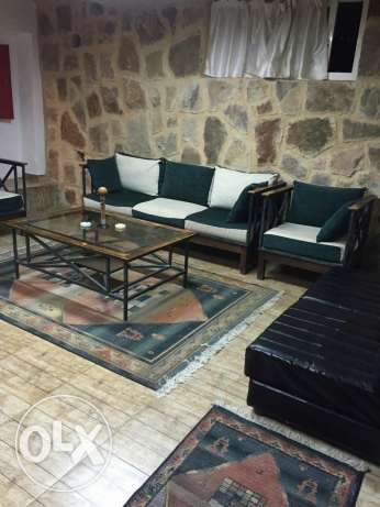 Chalet for rent Faraya 2600$ per Season / 430$ per Month فيترون -  1