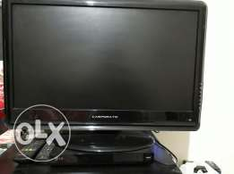 Campomatic TV + LG DVD
