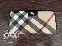 used BURBERRY wallet for sale