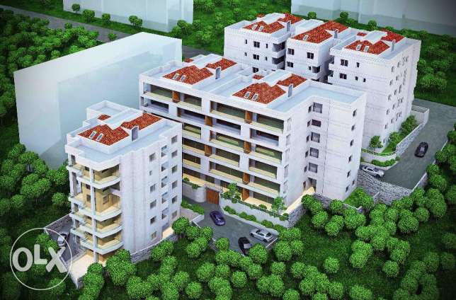 New project in Hadath for sale starting 160,000$