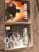 Call of Duty (BLACK OPS 3 & GHOSTS) Packaged