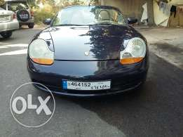 Boxster for sale 1999 خارقه فيتيس عادي