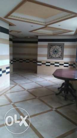 fully decorated furnished apartment for rent with terrace