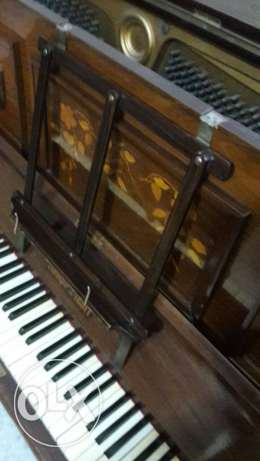 Piano made in germany