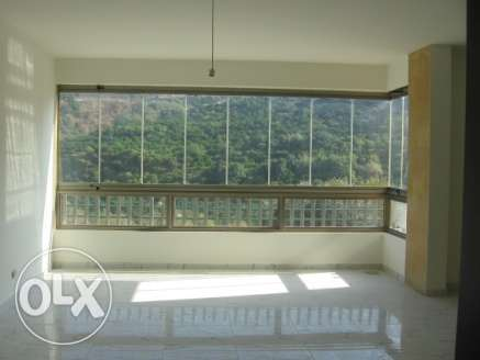 Apartment + terr. & view for sale in New Martakla Hazmieh