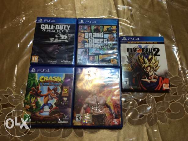 ps4 games for sale only or trade on something new