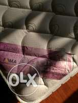 Mattress Foma high quality. Good for people who suffer from back pain