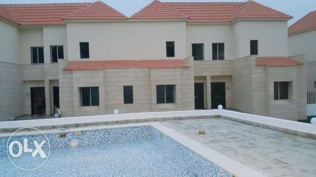 2 villas for sale or rent at jeyee/Baaseer الشوف -  1
