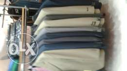 Men's suit made in Italy big size from 60 to 64