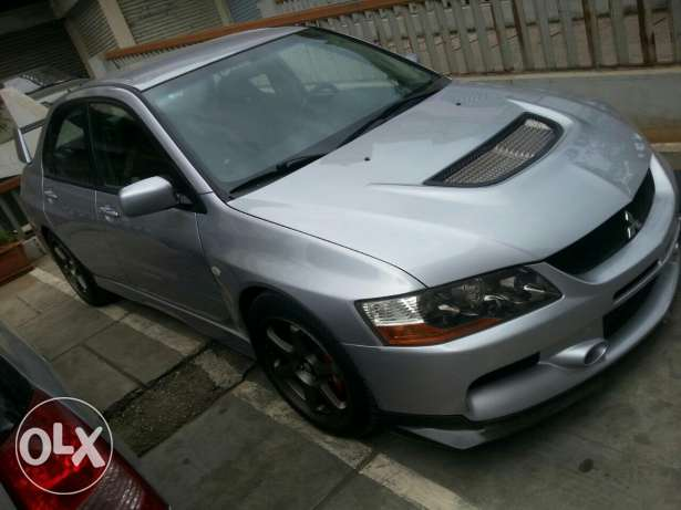 Mitsubishi evolution 9 super clean فرن الشباك -  7