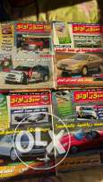 More than 100 Sport Auto magazine from the 90's
