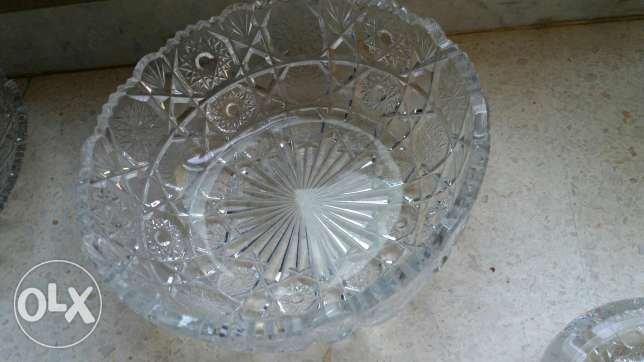 Bohemia crystal set عمارة  شلهوب -  3