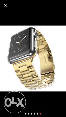 Band stainless steel gold for apple watch 42mm