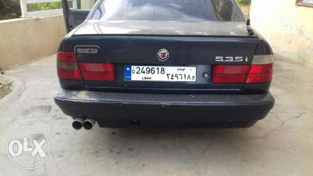 Bmw 535 lal be3