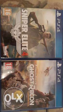 Games ps4