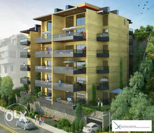 Special offer!!! for sale in hazmeyeh New mar Takla starting 155_185m2