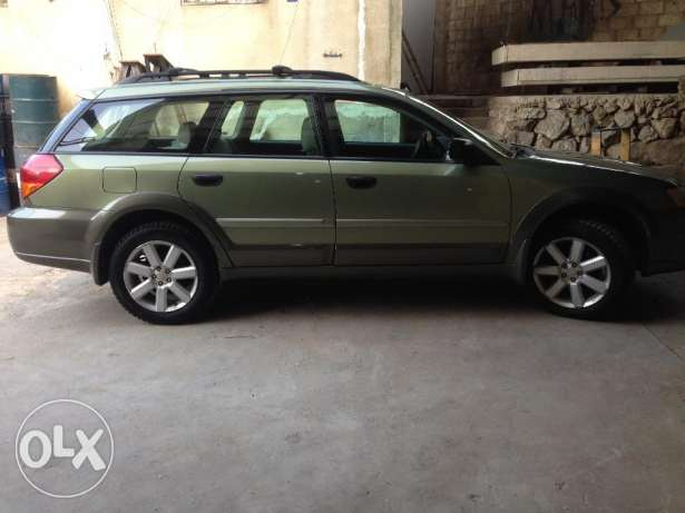 Subaru outback 2005 for sale very good condition