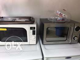 2 microwave for sale