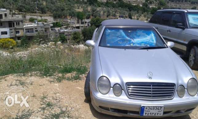 Mercedes 320 model 2001 full option