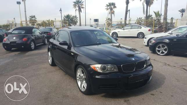 Bmw 135 M package luxury package ajnabieh super clean ajnabieh low mi الروشة -  1