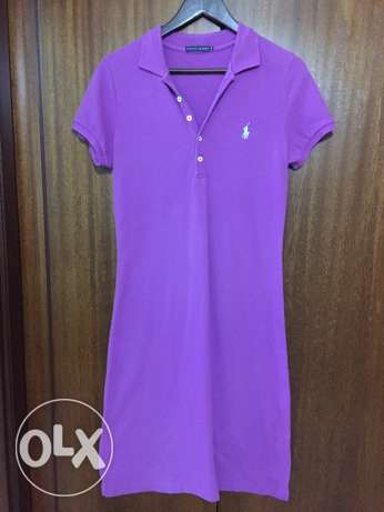 Ralph Lauren Polo Dress المتن -  1