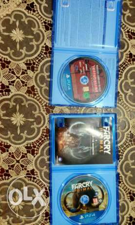 Ps4 games for trade حارة حريك -  2