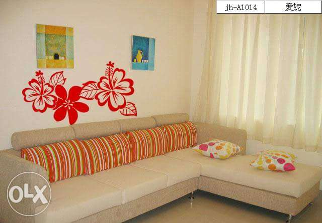 Wall stickers قرنة الحمرا -  3