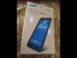 "galaxy tab 3- 7"" brand new (opened never used)"