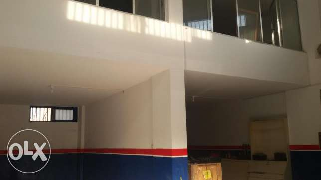 Commercial shop for sale / bawshriyeh industrial area