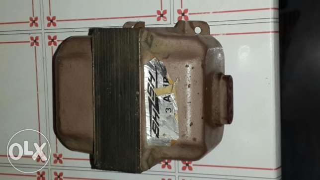 110 to 220 volt transformer 3 amp