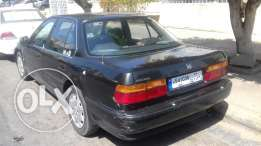 Honda accord 16v