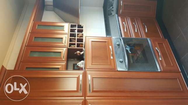 House is built with best quality of electricity,kitchen is made by kitwood company,the house is in perfect condition. منصورية -  1