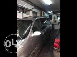 Kia sedona full options 2005 grey color From canada