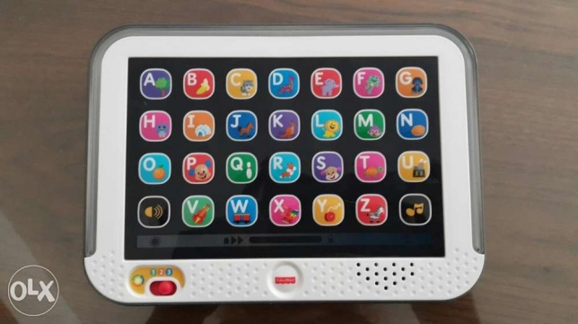 Fisher price baby toy tablet