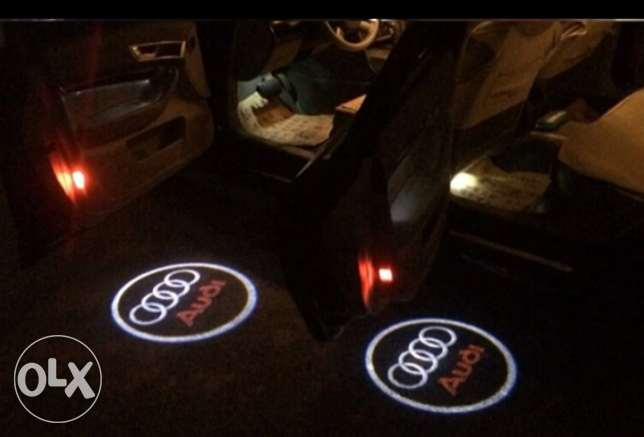 Logo Projector For Audi