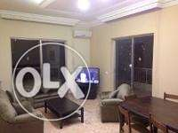 Furnished 1 bedroom apartment for rent in MANSOURIEH