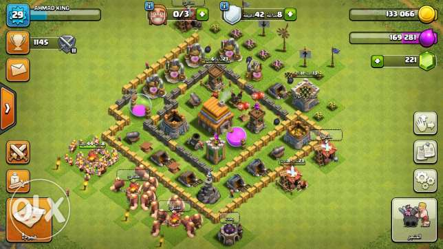 Clash of clans is very strong and very class