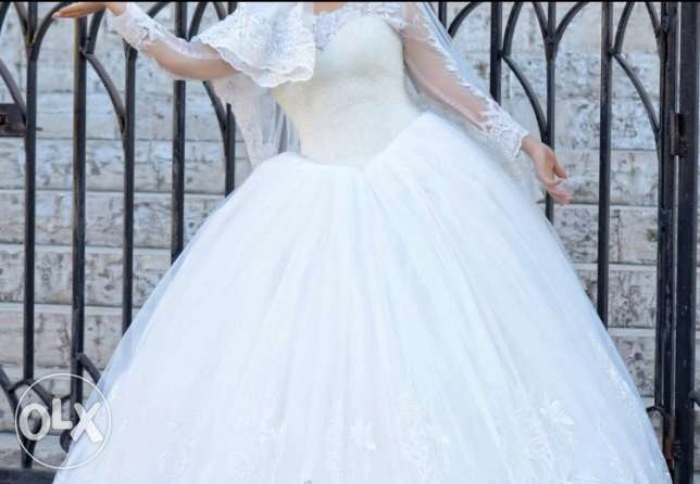 wedding dress الشياح -  5